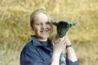 YOUNG SHEPHERD.