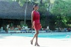 Fashion show. Mombasa.