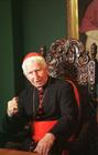 Cardinal Basil Hume.