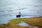 Fishermen on the River Nile.