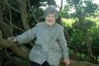 Joan Rendell. At her home near Launceston.