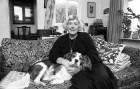 Ecologist Liz Sigmund. 21/11/88.