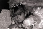 Kelly Sobye was a Fairy Queen from St. Ewe when she was only three. 28/10/91. Ref 165/22.
