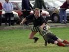 Launceston v Oxford at Polson. 30/3/96. Ref 168/11.