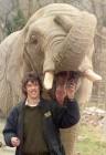 Elephant keeper.