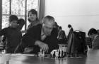 Junior schools chess at Launceston college. 32/02/85.