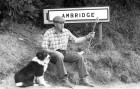 Lanvirey becomes Ambridge for the day. 27/05/89.
