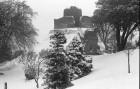 Launceston Castle.