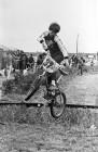 Launceston Round Table BMX Rally at Pennygillam. 02/06/84.