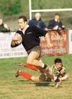 Launceston v Oxford at Polson. 13/03/96.