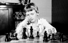 Chess supremo Matthew Garret.