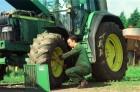 Stuart Bazeley. Agricultural Engineer.
